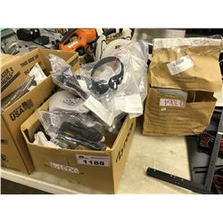 LOT OF ASSORTED ELECTRONICS, TOOLS, ACCESSORIES AND MORE