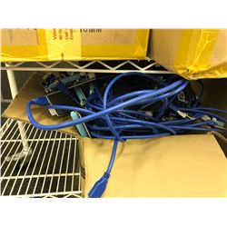 LOT OF PCIE/USB CONNECTORS