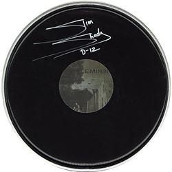 Eminem  Marshall Mathers LP  Signed Drum Head