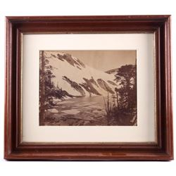 William Henry Jackson 1879 Colorado Albumen Photo