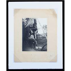 Richard Throssel Crow Indian Photograph c. 1909
