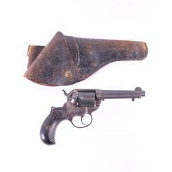 "Colt Model 1877 ""Lightning"" .38 Colt Revolver"