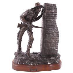 """Original G.C. Wentworth """"Bushwhacker"""" Bronze"""