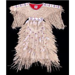 Crow Native American Singing Waters Wedding Dress