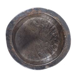 Shoshone Steatite Bowl w/ Togia Carvings c. 1860's