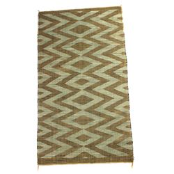 Navajo Large Finely Woven Eye Dazzler Rug