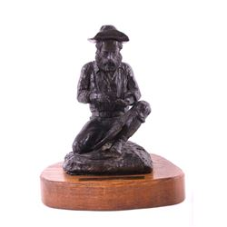 """Prospector"" Bronze by Les Welliver 8/35"