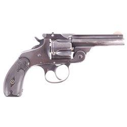 Marlin Model 1887 Top Break .38 S&W D/A Revolver