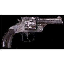 Smith & Wesson Model 2 Initial Run .38 DA Revolver