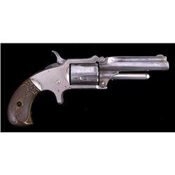 Marlin Standard XXX 1872 Tip-Up .32 Long Revolver