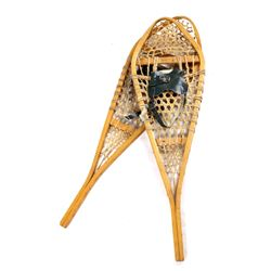 Gros Louis Pair Of Snow Shoes 12x42