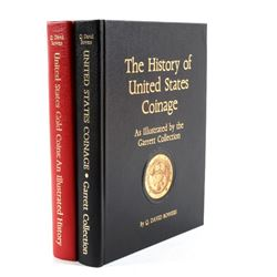 Two Books on the History of United States Coins