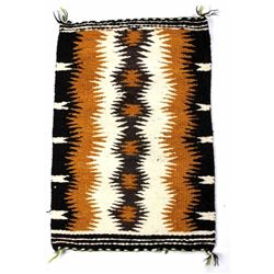Navajo Salesman Sample Chinle Rug