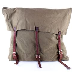 Large Duluth Pack Canvas Canoe Pack