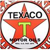 Image 3 : Texaco Motor Oil Advertisement Sign