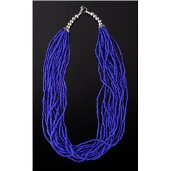 Plains Indian Trade Seed Beads Necklace