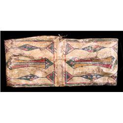 Sioux Polychrome Parfleche Envelope Reservation