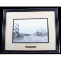 1909 Lolo Montana Framed Photograph