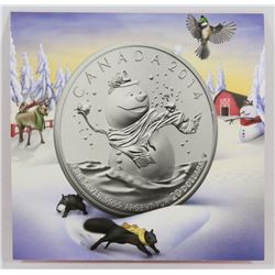 2014 CANADIAN FINE SILVER (99.99) $20  COIN