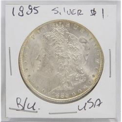 1885 USA SILVER MORGAN DOLLAR