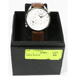 OMAX WATCH