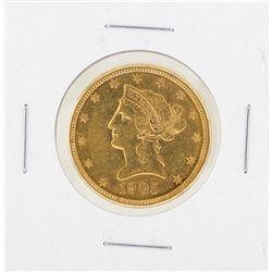 1905S $10 Liberty Gold Coin C