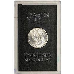 1884-CC $1 Morgan Silver Dollar Coin GSA Uncirculated