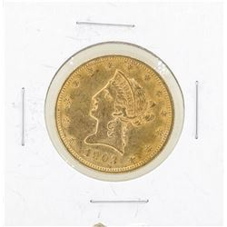 1903 $10 Liberty Head Eagle Gold Coin