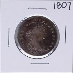 1807 Draped Bust Quarter Coin