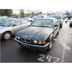 1994 BMW 740i