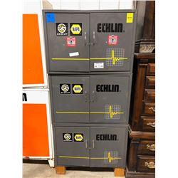 3 Echlin Shelfing Units
