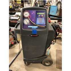 Cooltech 34700Z refrigerant recovery, recycling and recharging station. Model 34700Z