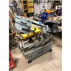 "King Industrial 7"" X 12"" Metal Cutting Bandsaw"
