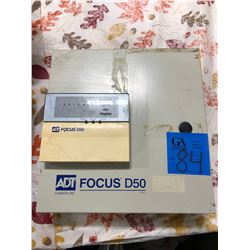 ADT FOCUS D50 Security System