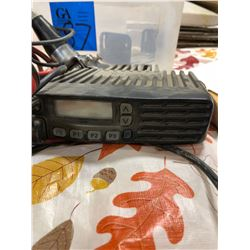 Tractor 2 way Radio w/Antenna