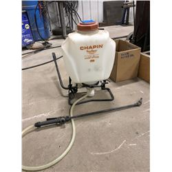 Chapin Backpack Sprayer 15L