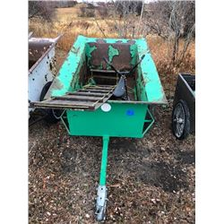 7x3.5ft Utility Trailer
