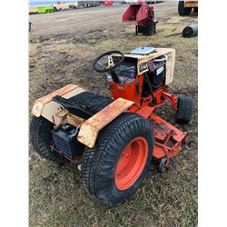 Case 444 Lawn Tractor
