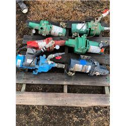 6 water pumps
