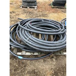 "Various lengths 1 1/2"" ABS Piping"