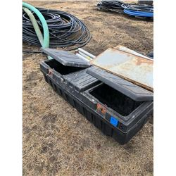 Plastic Truck work box