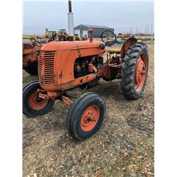1950 Cockshutt E3 Co-op Tractor Recently Overhauled, Comes with PTO and Original Manual. Available t