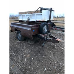 1 Ton Truck box trailer