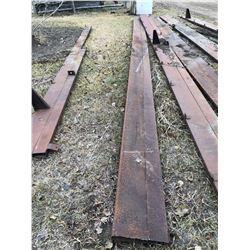 Steel Frame for Mobile Home