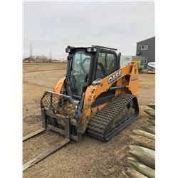 2015 Case TR320 Skidsteer with new tracks SN NEM482823, 1200 hours