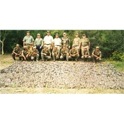 Argentina Dove Hunt for 4 Hunters