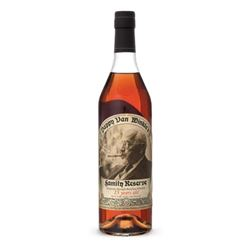 Pappy Van Winkle Family Reserve              15yr – 107 proof Kentucky Bourbon
