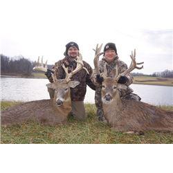 Ohio Whitetail Deer Hunt for 2