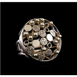 Classic Sterling Silver Ring