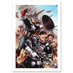 Secret Warriors #18 by Stan Lee - Marvel Comics